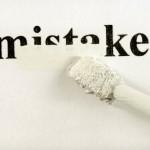 Sbagliare nel Content Marketing: 6 errori da evitare
