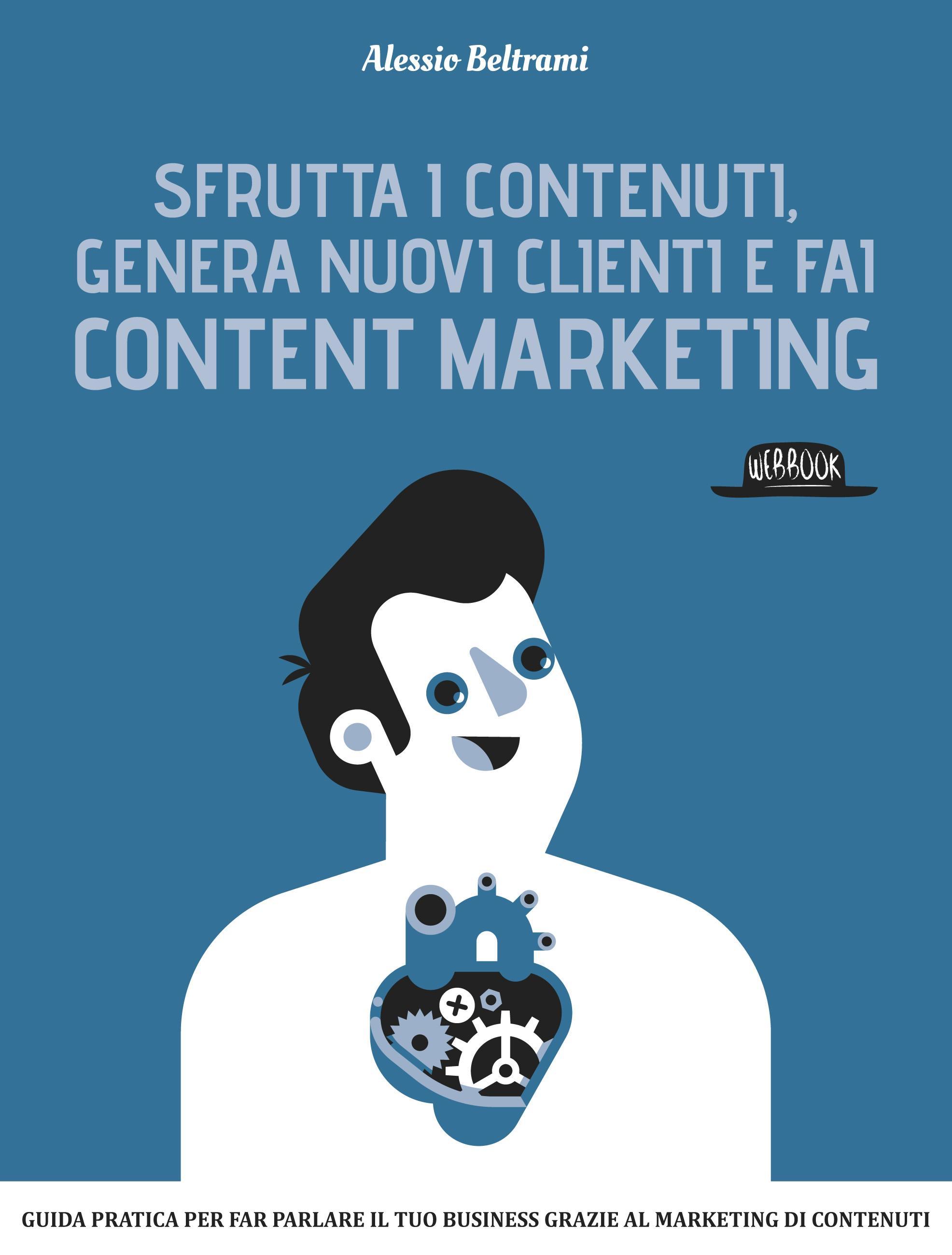 copertina content marketing alessio beltrami cover