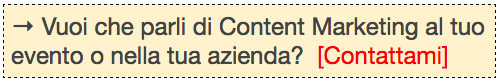 Formazione Content Marketing