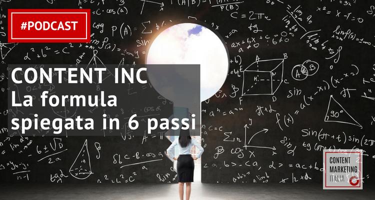 content inc formula