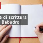 #050 Il manuale di scrittura di Piero Babudro [Podcast]