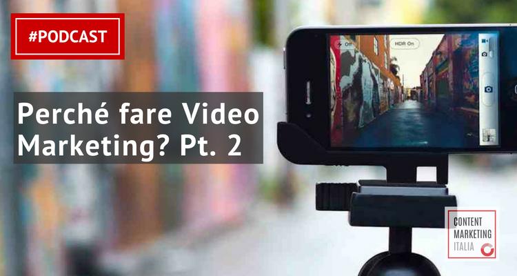 video marketing corso
